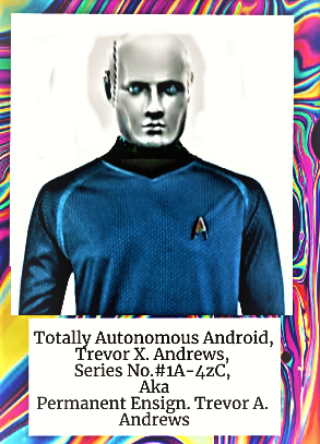 Trevor A. (For Android) Andrews Ensign